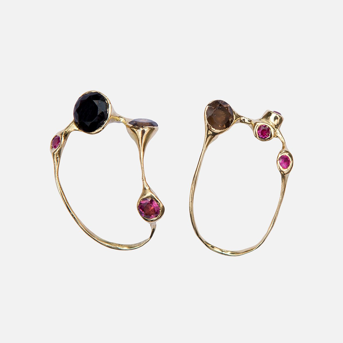 Flor Pequeno Earrings