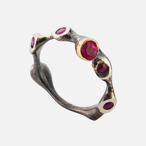Ring Flor Pequeno